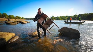 River Treasure: Extracting Treasure From River!! (Helping Fishermen) - Video Youtube
