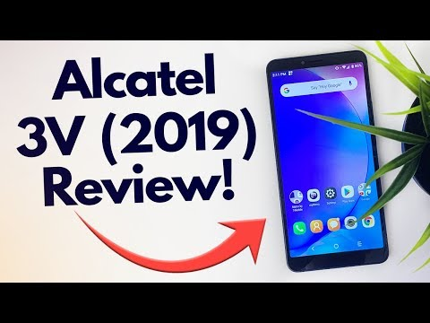 Alcatel 3V (2019) - Complete Review!