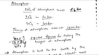 4;19 G@SM Where is Earth's Atmosphere Located, What determines the location of Atmosphere