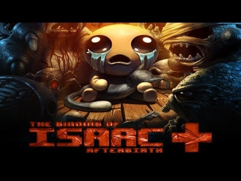 The Binding of Isaac: Afterbirth+ Challenge (Pong)
