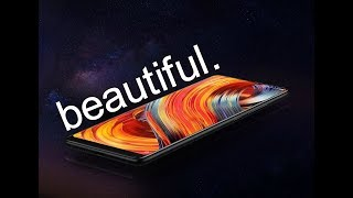 Xiaomi Mi Mix 2 Review - The Bezel-less BEAUTY with a few Flaws