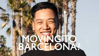 10 Things YOU SHOULD KNOW Before MOVING To BARCELONA (SPAIN)