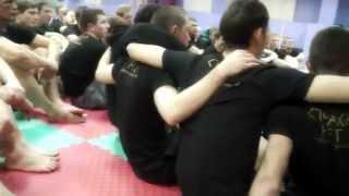 Как проходил Тренинг Спарта в Екатеринбурге в 2013. Скоро в Перми