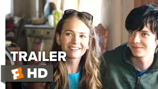 The Space Between Us - Official Trailer #1 (2016)