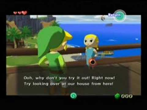 The Games Of Summer: Wind Waker