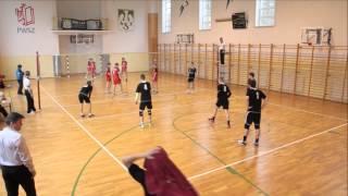 preview picture of video 'Południe-Opakofarb Włocławek vs MSPS Inowrocław (3:1) - 01.12.2013'