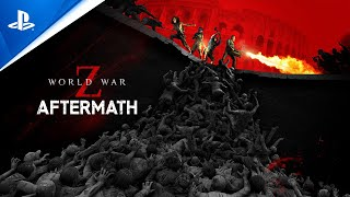 PlayStation World War Z: Aftermath - Launch Trailer | PS5, PS4 anuncio