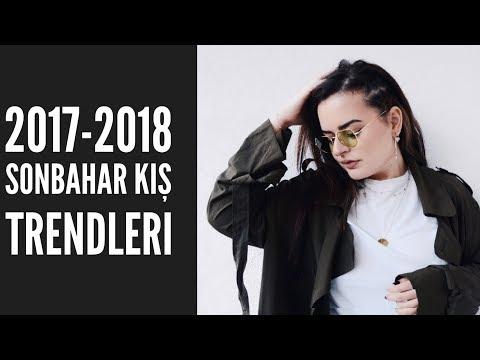 SONBAHAR KIŞ TRENDLERİ |AW 17-18 |Yeni sezon ne moda?| İPEK ERASLAN