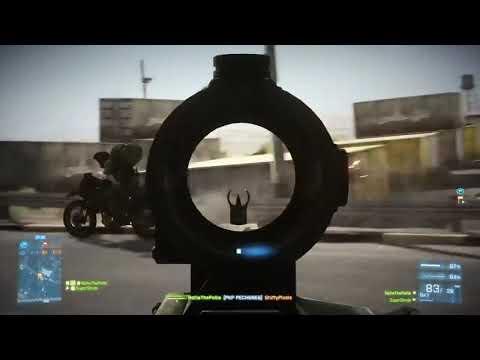 Battlefield 3 режим Захват Флага