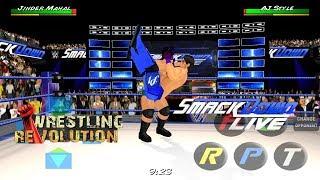 wrestling revolution 3d wwe championship - TH-Clip