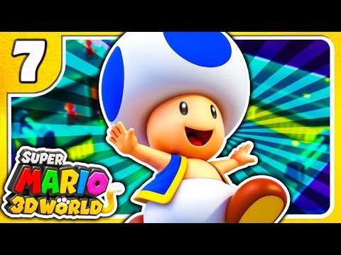 REALER ON TOPIC SHIT glaub ich 07 Let s Play Super Mario 3D World