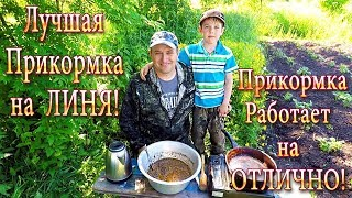 Рыболовная прикормка привада волгоград