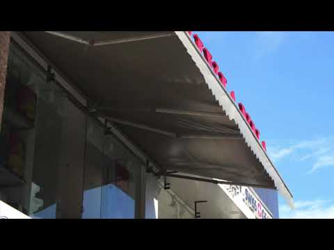 Retractable Awning Chain Type