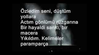 Tarkan - Yandim + Lyrics