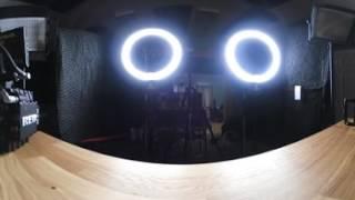 Nikon KeyMission 360 4K Indoor Static Test