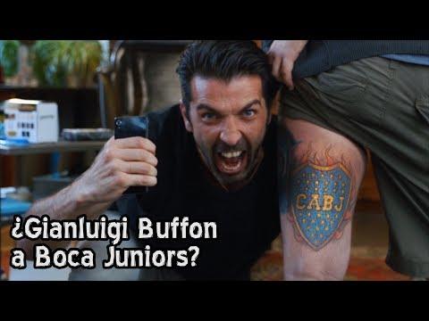 Video: Ocurrente meme sobre la llegada de Buffon a Boca