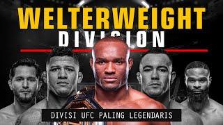 10 Fighter Terbaik UFC Kelas Welterweight 2020 - [Kelas-Kelas Dalam UFC]