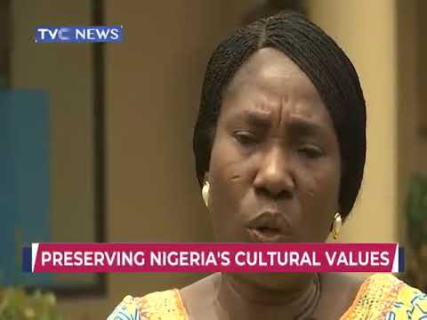 How to prevent Nigeria's Cultural Values from going into extinction