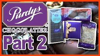 Purdy's Chocolates Review Part 2 ♥ Fan Mail from Natalie