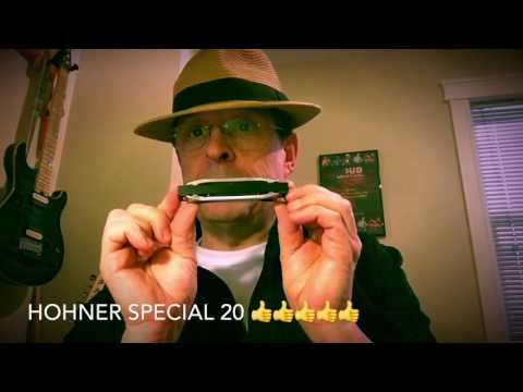 Hohner Blues Harmonica Comparison and Review