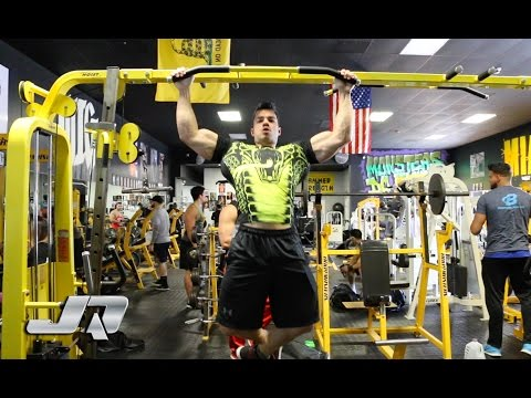 Le bodybuilding regarder les entraînements