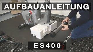 SPORTSTECH ES400 - Aufbauanleitung