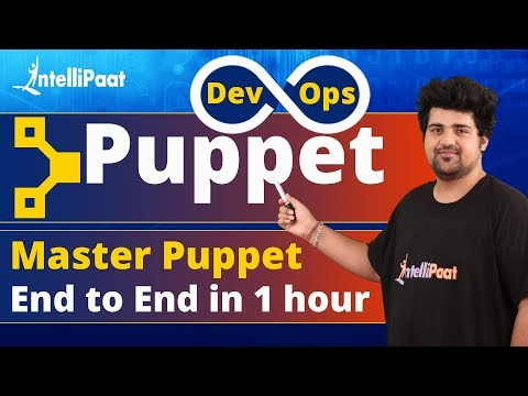 Puppet Tutorial