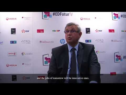 VEOLIA – Interview of Philippe Lagrange, Deputy General Director