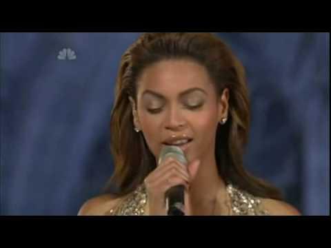 Beyoncé - Ave Maria Live (1280-HQ)