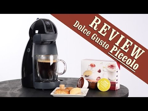 Dolce Gusto Piccolo – Exclusive Review