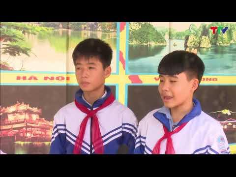 Trường THCS Thạch Đồng-Thanh Thủy đẩy mạnh nghiên cứu khoa học-kỹ thuật