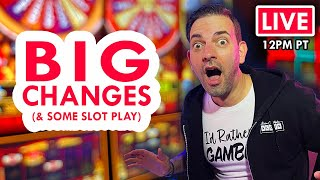 🔴 Live Slots 🎰 BIG CHANGES COMING to BCSlots