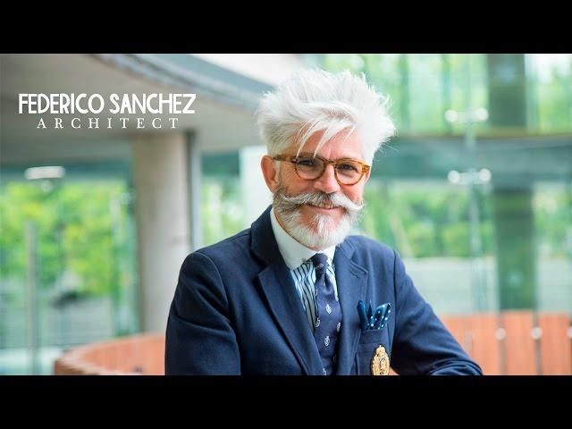 Entrevista a Federico Sánchez en Santiago de Chile