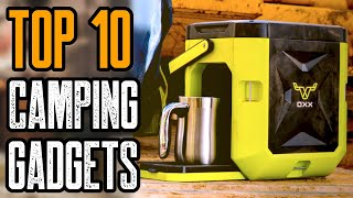 TOP 10 Best Camping Gear & Gadgets On Amazon 2020