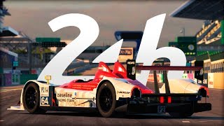 #1 iRacing | #24hLeMans 2017 | #Baseline24h