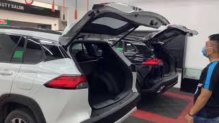 Độ Cốp Điện Ô Tô Trên Toyota Cross | Cốp Điện Tự Động | Ô TÔ NGỌC HÀ