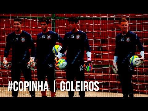 #Copinha | Treinamento de goleiros