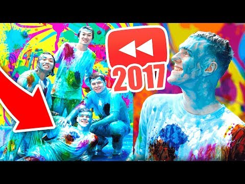 I WAS IN YOUTUBE REWIND 2017