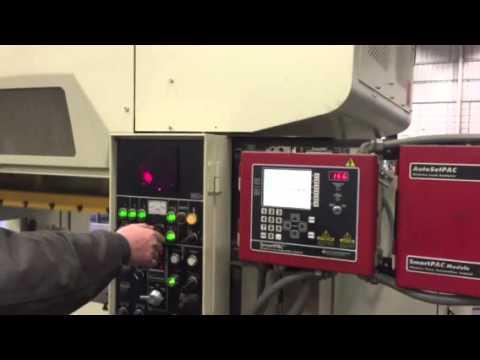 121 TON AIDA SSDC PRESS
