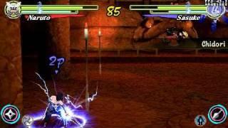 UNH3 Ad-Hoc Party Casuals williamsboyz (Naruto) vs Ichipoo (Sasuke) 9/8/2010