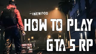 HOW TO PLAY/JOIN GTA 5 RP | Fivem.net | Up to date 2020