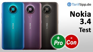 Nokia 3.4   Test (deutsch)