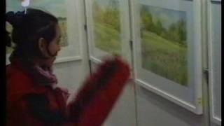 preview picture of video 'Kunsthandwerk Ausstellung im Rathaus Oyten (1998)'