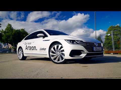 Volkswagen  Arteon Лифтбек класса E - тест-драйв 2