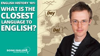 What Language Is Closest To English?