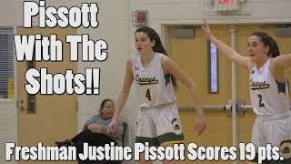 Red Bank Catholic 62 Camden Catholic 47 | Non-Public South A Round 1 | Justine Pissott 19 points