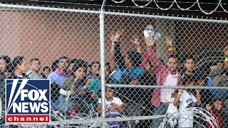 Arizona city calls state of emergency after surge of migrants