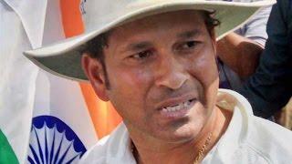 Sachin Tendulkar's Farewell Speech at Wankhede Stadium