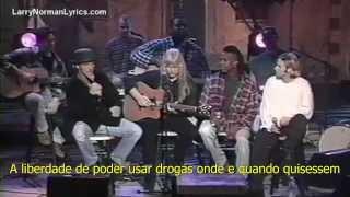 Larry Norman  Dc Talk - I Wish We'd All Been Ready - Live 1994 (Legendado)