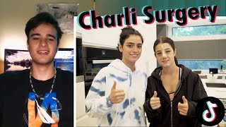 """reacting to """"Charli Got Surgery 